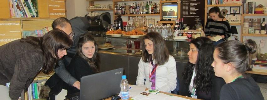 Иновационен лагер по финансова грамотност и оценка на въздействието на проекта