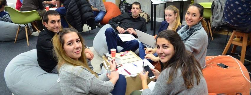 """""""На лов за иновации"""" - двудневен иновационен лагер за студенти в София"""