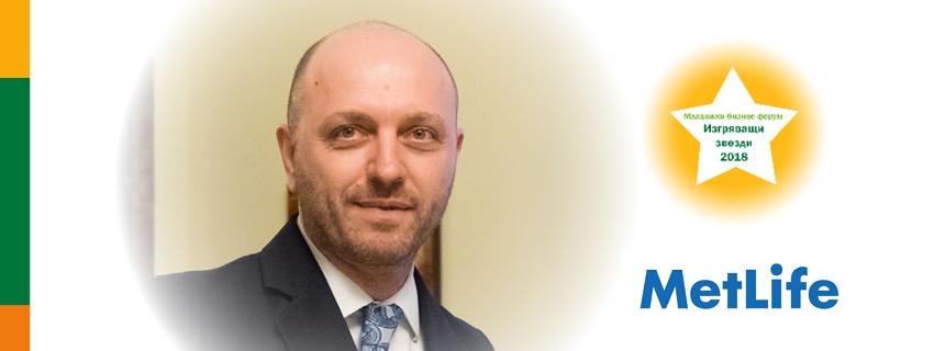 Не разделяйте любопитството от усилието си – интервю с Венцислав Арнаудов, Генерален Мениджър на МетЛайф Сървисис България