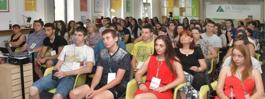 """Над 500 младежи преминаха успешно през образователна програма """"Дай старт на успеха"""""""