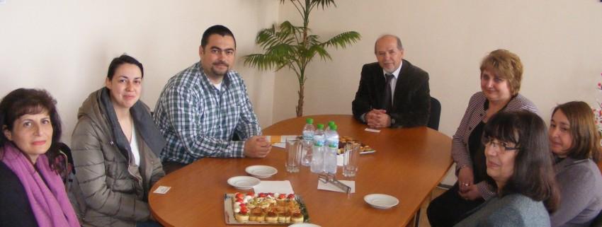 """Посещение в Казaнлък по проект """"Умения за бъдещето"""" с Хюндай"""