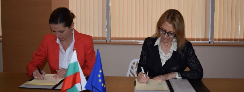 JA България подписа меморандум за сътрудничество с Изпълнителната агенция за насърчаване на малките и средни предприятия