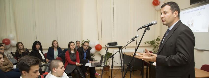 """JA България и Метлайф България стартират третото издание на проекта """"Знания, които променят живота """""""