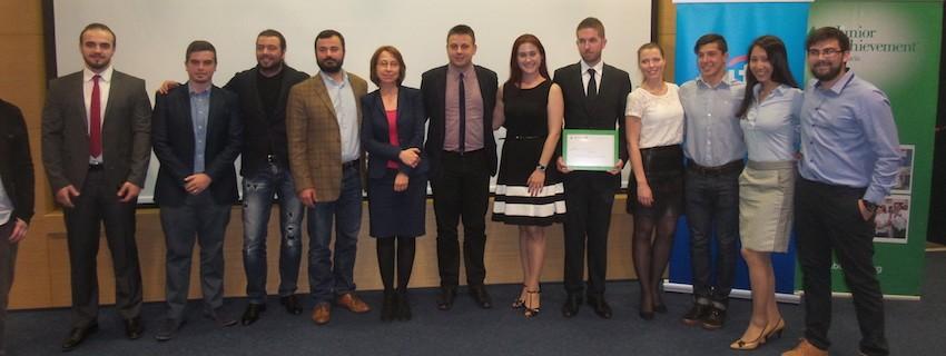 Джуниър Ачийвмънт и Ситибанк организираха предприемаческа инициатива  за студентите на Американския Университет в България
