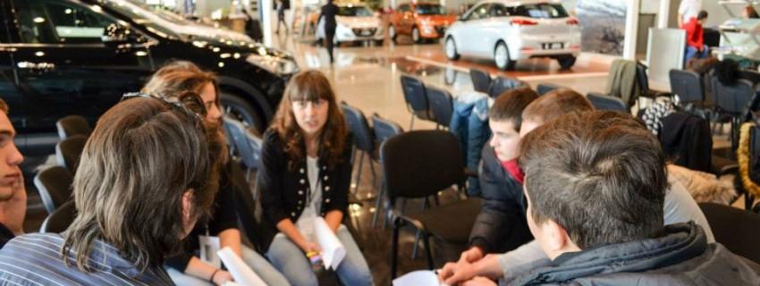 """Майсторски клас """"Умения за бъдещето"""" с Хюндай България"""