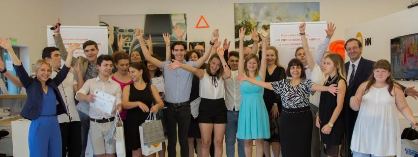 Ученици създават социални иновации