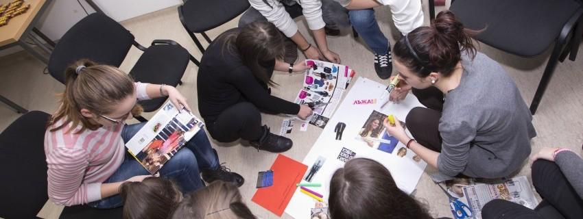 Обучения за студенти в Нестле България
