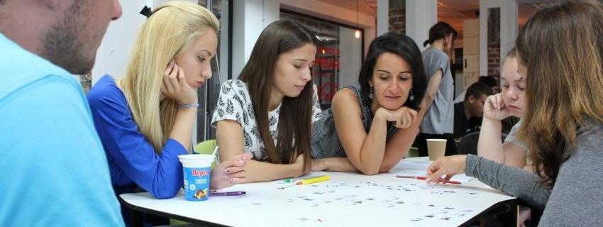 Ученици предложиха работещи бизнес идеи в унисон с принципите накръговата икономика