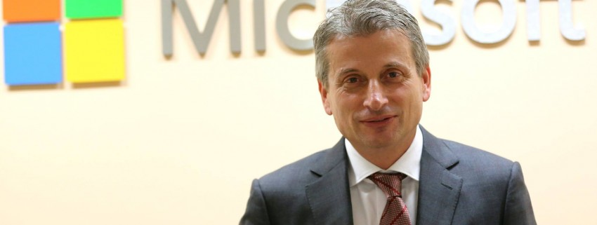 Няколко думи за бъдещето на технологиите - Петър Иванов, изпълнителен директор Майкрософт България