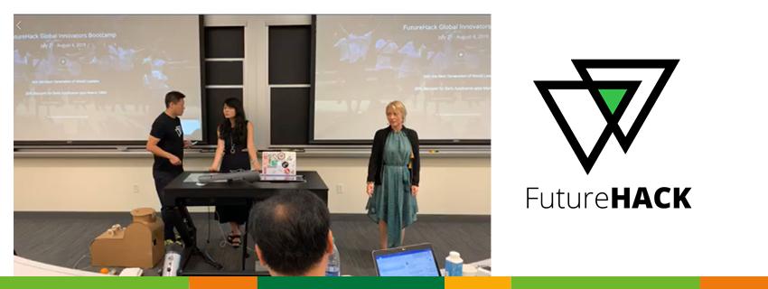 JA Bulgaria участва с ментори във второто издание на FutureHack в MIT, САЩ