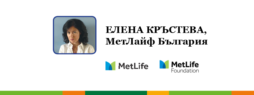 Вълнуващо е да предаваш опит на млади хора: среща с финансовия консултант Елена Кръстева