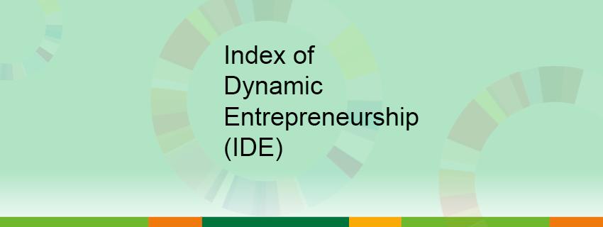 Индекс на динамичното предприемачество (IDE)