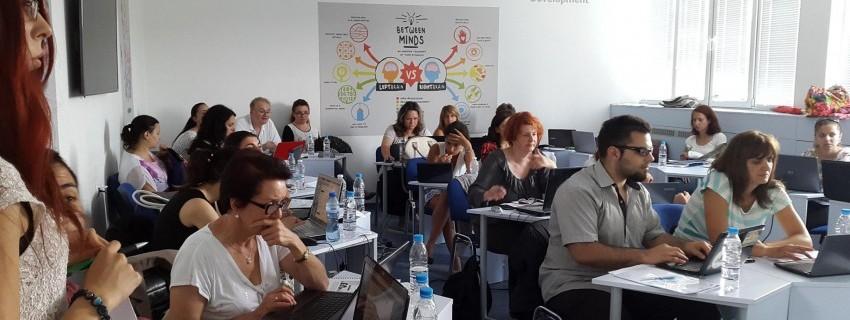 Над 260 учители бяха обучени за работа със SmartClassroom.bg