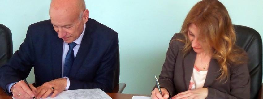JA България сключи споразумение за сътрудничество с Община Хасково