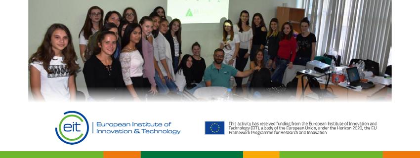Дигитално предприемачество за момичета във Варна
