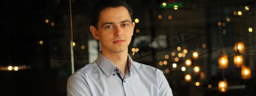 Георги Стоянов за предприемачеството, приноса за развитието на обществото и щастието.