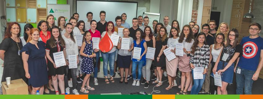 """JA организира студентски хелтатон """"Иновация за живот"""""""