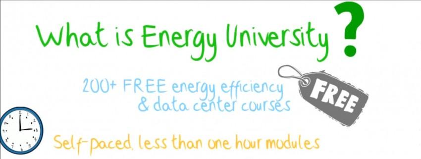 Енергийният университет на Шнайдер Електрик