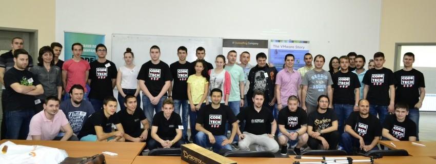 Обявени са победителите в състезанието CODE4RUSE