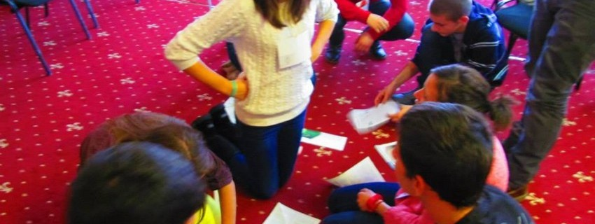 Трети креативен лагер за участниците в програма