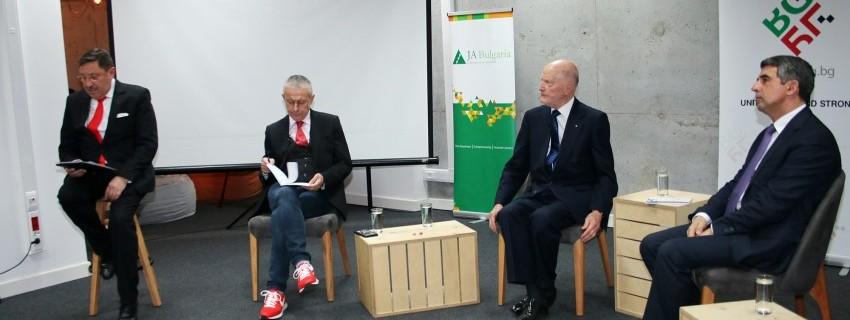 JA беше домакин на представяне на предприемаческата екосистема пред чуждестранни журналисти